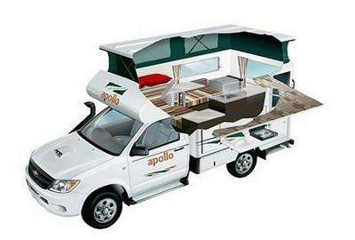 4wd Allrad Adventure Camper Apollo Motorhome Australien