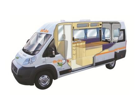 wohnmobil mieten britz campers neuseeland preisvergleich wohnwagen adventure holidays. Black Bedroom Furniture Sets. Home Design Ideas