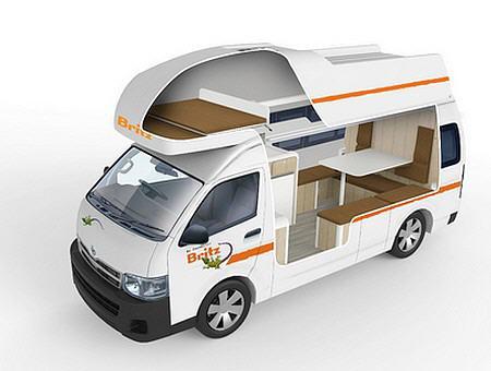 wohnmobil mieten britz campers neuseeland preisvergleich. Black Bedroom Furniture Sets. Home Design Ideas